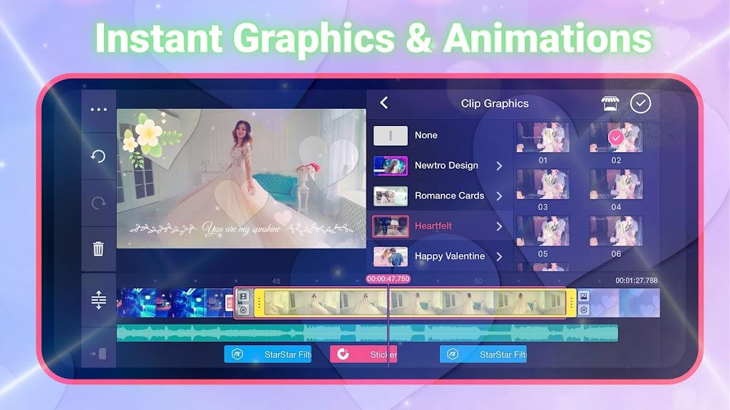 KineMaster - Video Editor poster 4