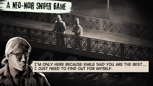 LONEWOLF (17+) - a Sniper Story 1.2.95 Screenshots 7