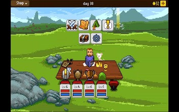 Knights of Pen & Paper +1 screenshot thumbnail