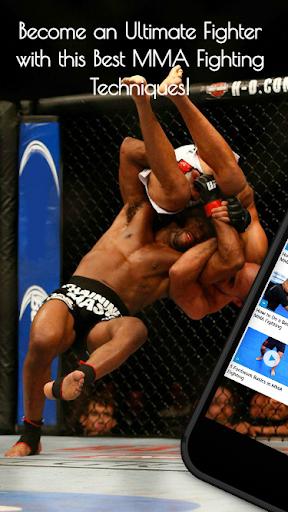 mma fighting guide screenshot 1