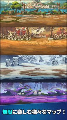 統合ディフェンス - クリッカー RPGのおすすめ画像3
