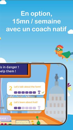 Holy Owly nu00b01 anglais pour enfants 2.3.4 screenshots 8