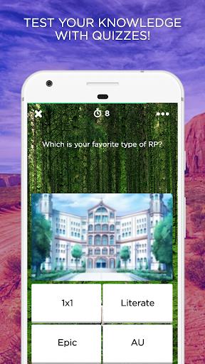 Virtual Space Amino - Geeks RP 3.4.33514 Screenshots 3