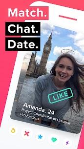 Tinder APK – Tinder Match, Chat, Meet, Dating made Easy 1