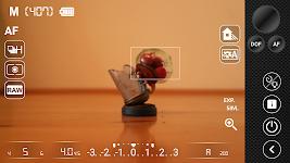 screenshot of Camera Connect & Control