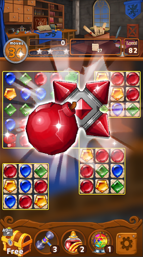 Jewels Magic Kingdom: Match-3 puzzle 1.8.20 screenshots 11