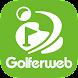 Golferwebアプリ - ゴルファーの定番アプリ!スコア管理・コンペでゴルフを楽しく - Androidアプリ