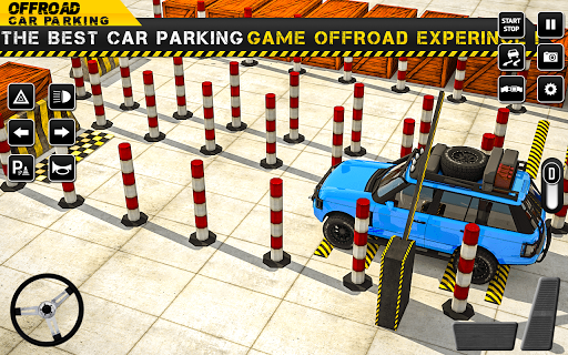 Car Driving Simulator 2020: Modern Car Parking 3d 1.4.1 screenshots 4