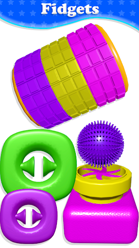 Fidget Toys Sensory Tools ASMR Pop It Toys  screenshots 7