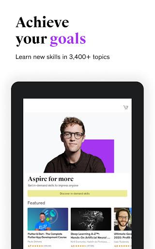 Udemy - Online Courses apktram screenshots 9