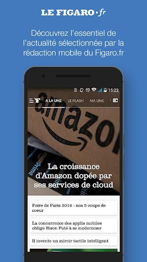 Le Figaro.fr: Actu en direct 5.1.25 Screenshots 1