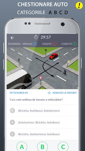 Chestionare Auto 2021 - DRPCIV 2.5.6 Screenshots 1