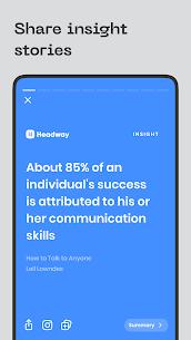 Headway: Books' Key Ideas (MOD APK, Premium) v1.4.4.0 5