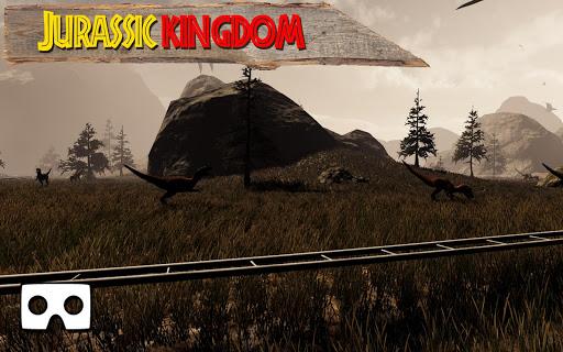 vr jurassic kingdom tour: world of dinosaurs screenshot 2
