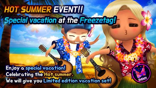 FreezeTag Online : Realtime Battle 3.91 screenshots 1