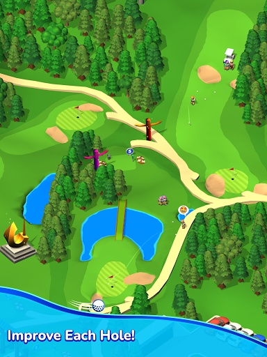 Idle Golf Club Manager Tycoon  screenshots 11
