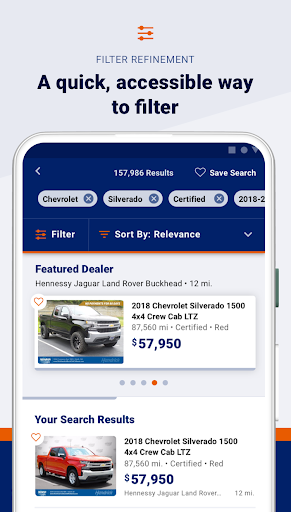 Autotrader - Shop Used Cars For Sale Near You android2mod screenshots 4
