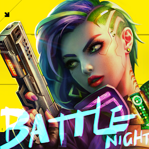 Battle Night: CyberpunkIdle RPG