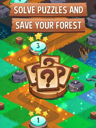 Spell Forest - Fun Spelling Word Puzzle Adventure apkdebit screenshots 8