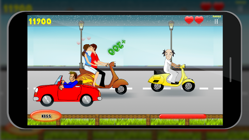 Kissing Game - kiss your girlfriend 1.9 screenshots 5