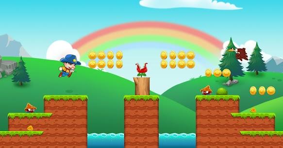 Super Bino Go 2: Free New Jump Adventure Game 1