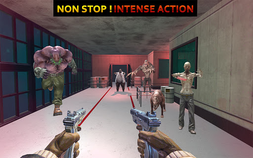 Mad Zombie Frontier 2: DEAD TARGET Zombie Games 1.04 de.gamequotes.net 4