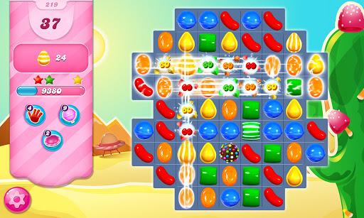 Candy Crush Saga screenshots apk mod 5