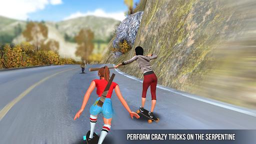 Longboard Simulator 3D - Skater Rush 1.0.0 screenshots 2