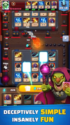 Random Card Defense : Battle Arena 1.0.30 screenshots 1
