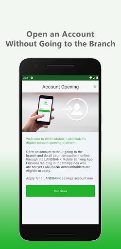 LANDBANK Mobile Banking android2mod screenshots 2