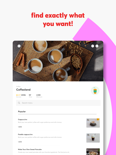 efood delivery 4.7.1 Screenshots 13