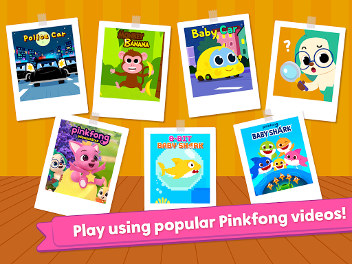 Pinkfong Spot the difference : Finding Baby Shark 3.0 screenshots 7