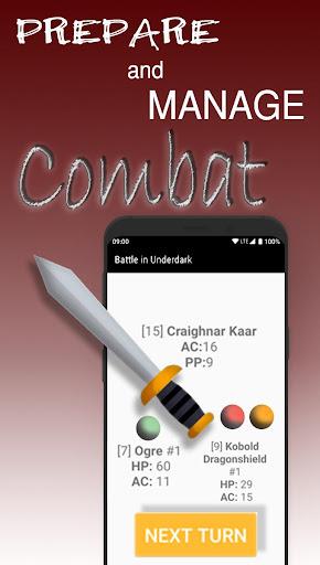 5e Companion App screenshots 4