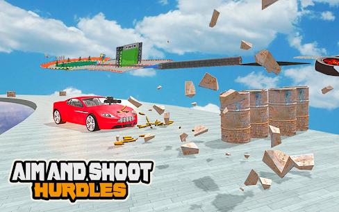 Mega Car Ramp Impossible Stunt Game 3