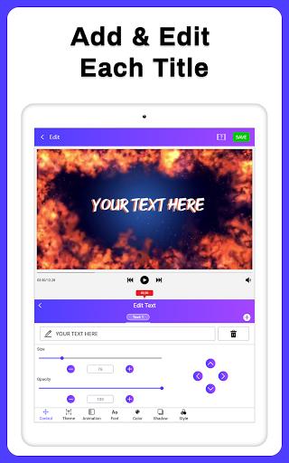 Foto do Intro Maker, Outro Maker, Intro Templates