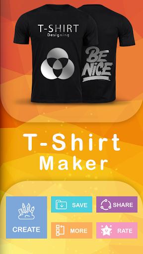 T Shirt Design - Custom T Shirts  Screenshots 1