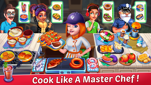 Cooking Express 2:  Chef Madness Fever Games Craze 2.2.0 screenshots 1