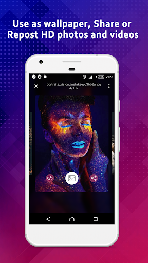 Video Downloader for Instagram & IGTV modavailable screenshots 5