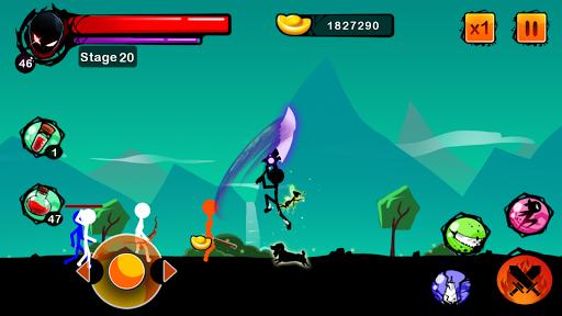 Stickman Ghost: Ninja Warrior  screenshots 10