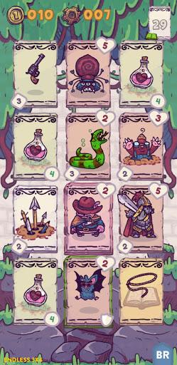 Card Hog - Rogue Card Puzzle 1.0.132 screenshots 8