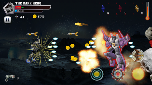 Robot Warrior Apkfinish screenshots 6