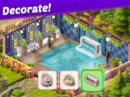 Solitaire Story - Ava's Manor: Tripeaks Card Game 24.0.0 Screenshots 15