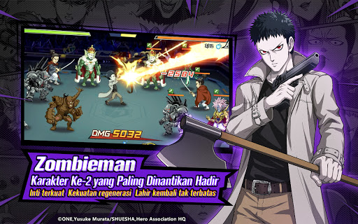 ONE PUNCH MAN: The Strongest (Resmi)