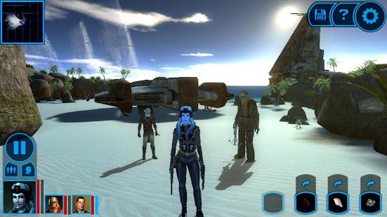 Скриншот №3 к Star Wars™ KOTOR
