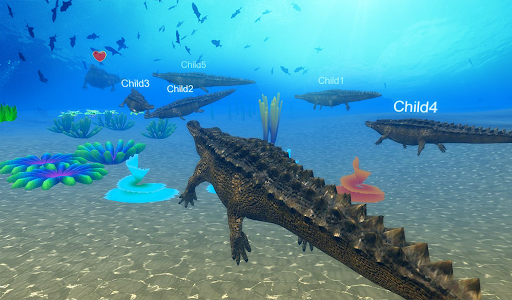 Sarcosuchus Simulator screenshots 16