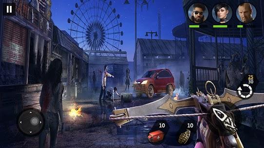 Zombie Critical Strike Mod Apk- New Offline FPS (Unlimited Money) 4