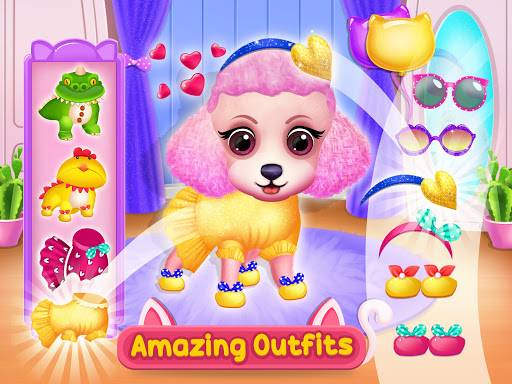 Puppy Pet Care Daycare Salon modavailable screenshots 4