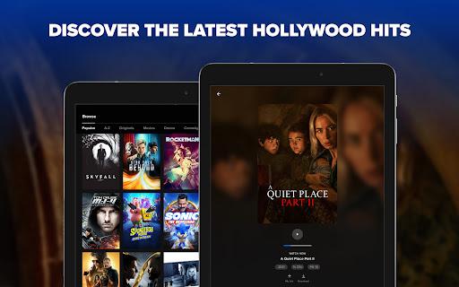 Paramount+ | Watch Live Sports, News & Originals apktram screenshots 12