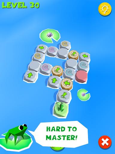 Frog Puzzle ud83dudc38 Logic Puzzles & Brain Training 5.8.5 screenshots 6
