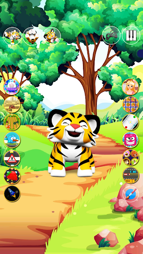 Talking Tiger Big Cat 210111 screenshots 1
